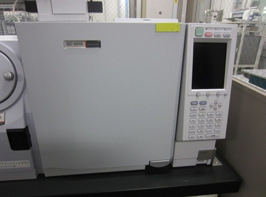 Shimadzu Gas Chromatography